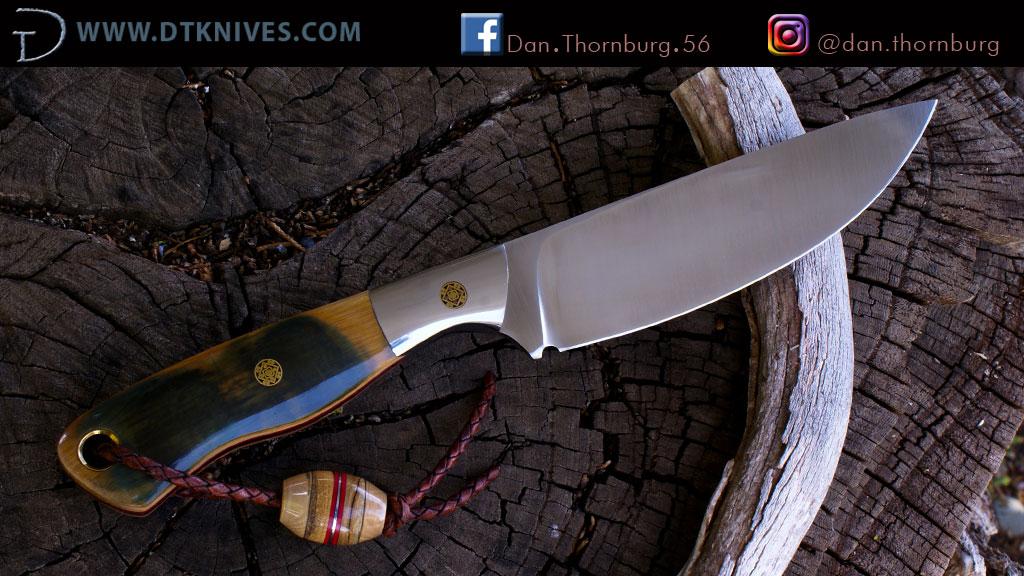 dtknives DT Custom handmade hunting & kitchen knives from