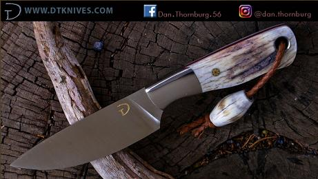 Jim Reid Custom Knives